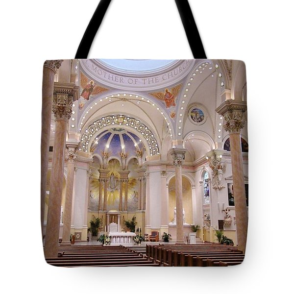 St Marys Tote Bag