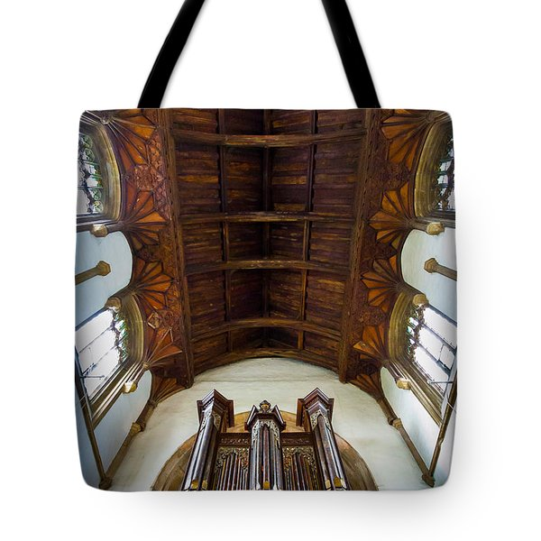St Michael's Church Framlingham Tote Bag