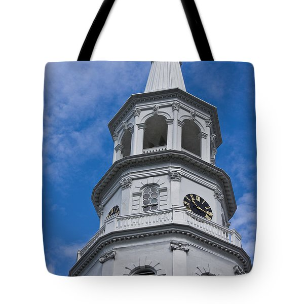 St. Michael's Episcopal Tote Bag