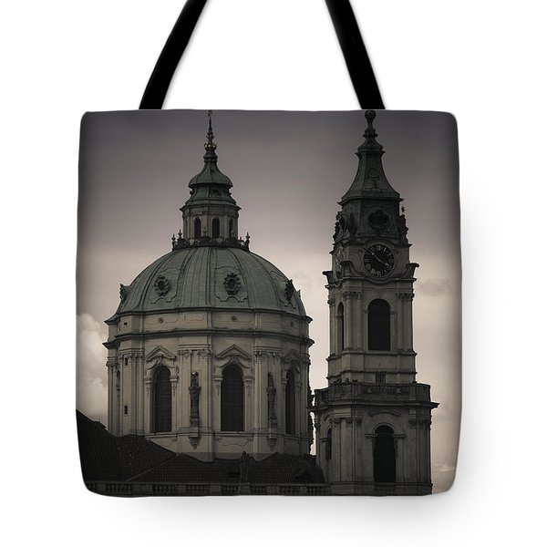 St. Nicholas Church Tote Bag