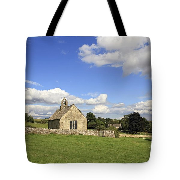St Oswalds Chapel Oxfordshire Tote Bag