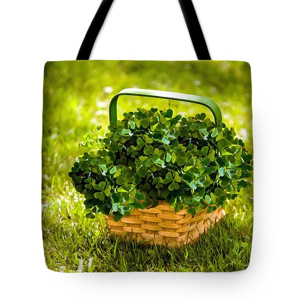 St Patricks Day Tote Bag