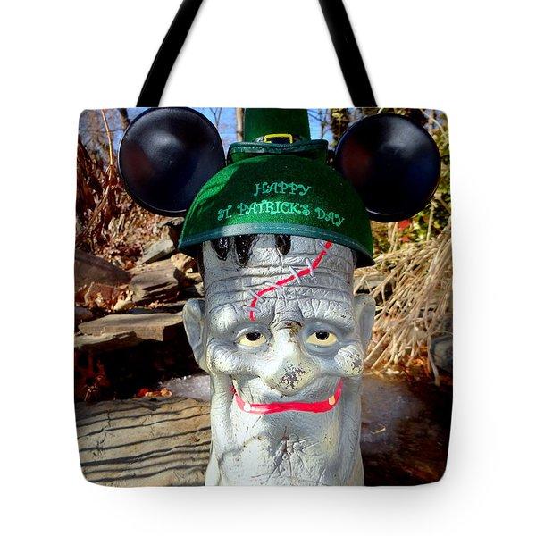St Patricks Day Spirit Tote Bag by Ed Weidman