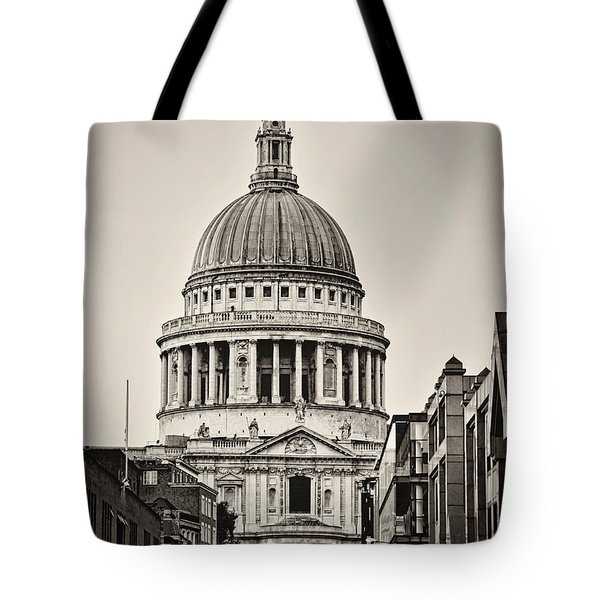 St Pauls London Tote Bag