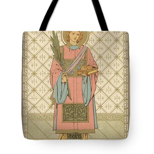 St Stephen Tote Bag by English School