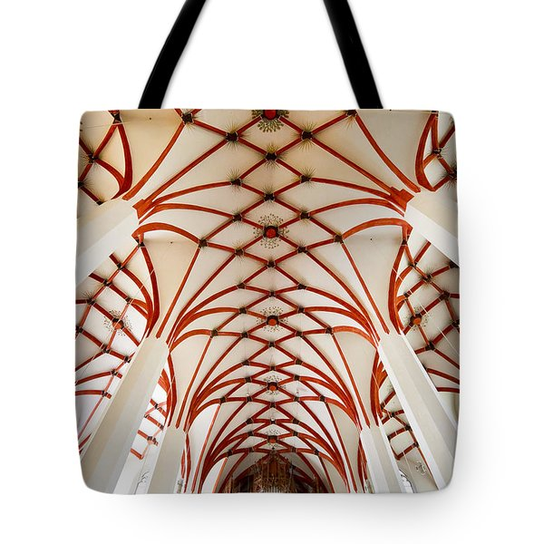 St Thomas Leipzig Tote Bag