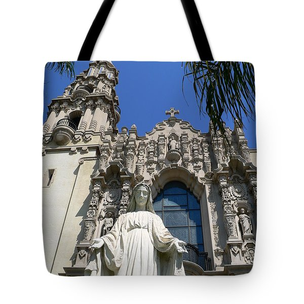 St. Vincent De Paul Church Tote Bag