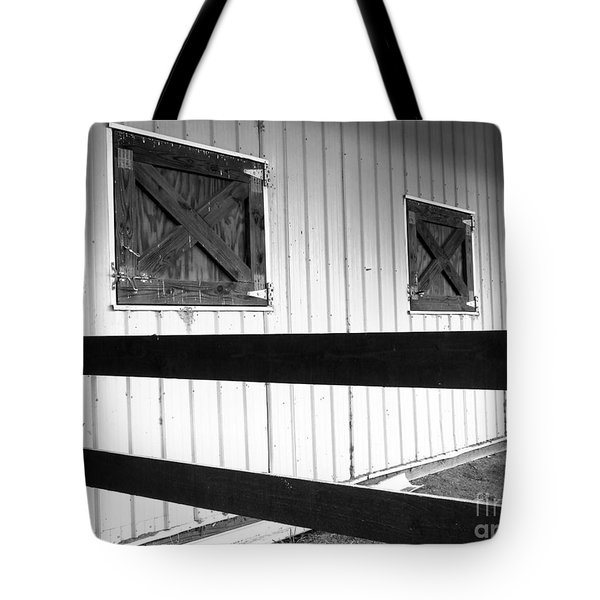 Stable Tote Bag