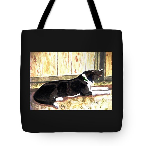 Stable Duty Tote Bag by Angela Davies