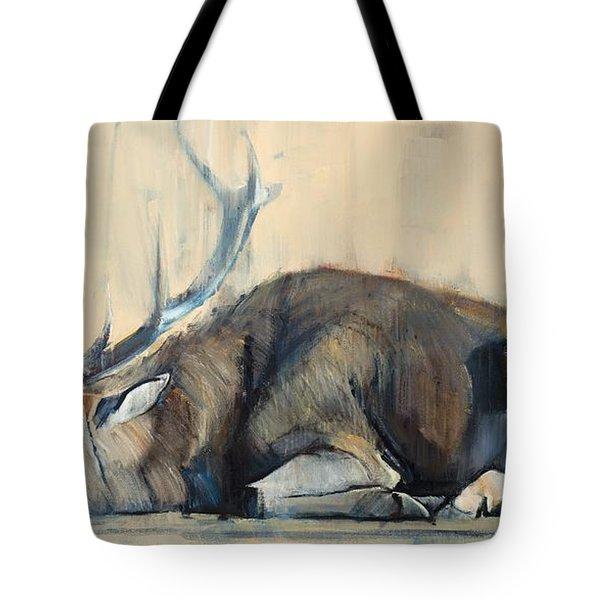 Stag Tote Bag