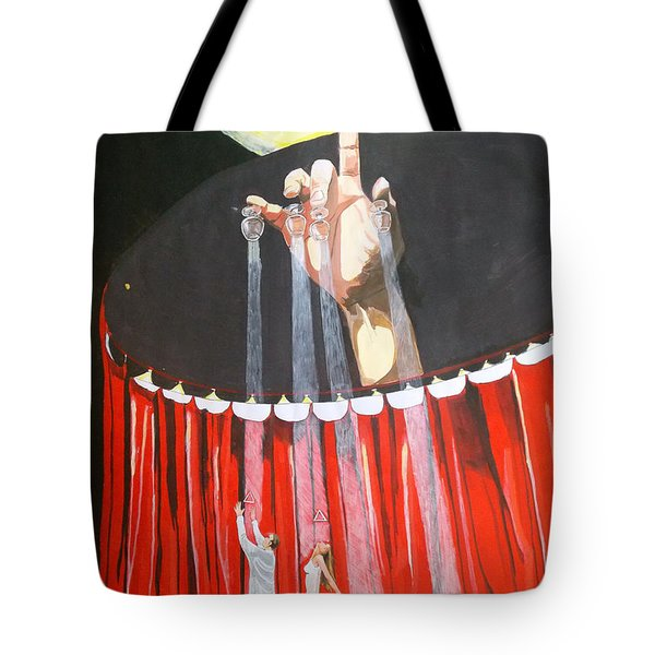 Stage Of Life   Tote Bag