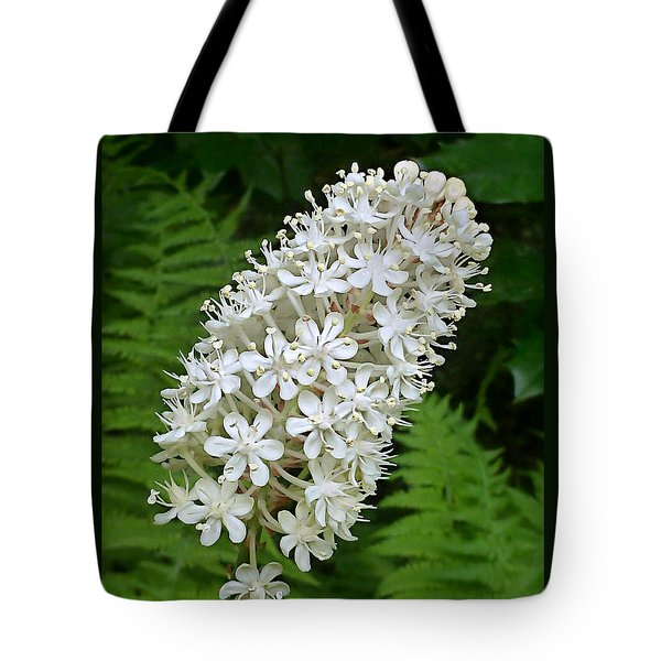 Stagger Grass Lily Tote Bag