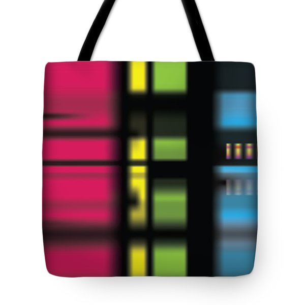 Stainbow Tote Bag by Kevin McLaughlin