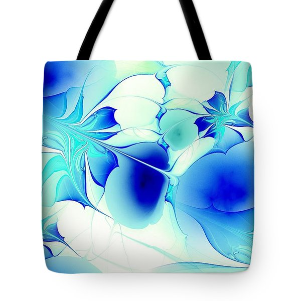 Stained Glass Tote Bag by Anastasiya Malakhova