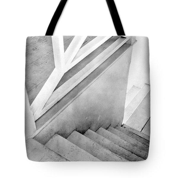 Staircase, Mexico City, C.1924 Tote Bag by Tina Modotti
