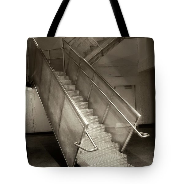Stairs 01 Tote Bag