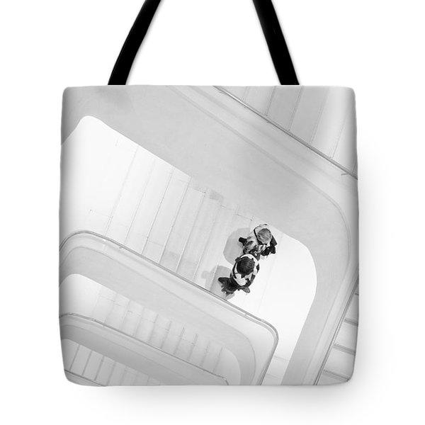 Stairs Tote Bag