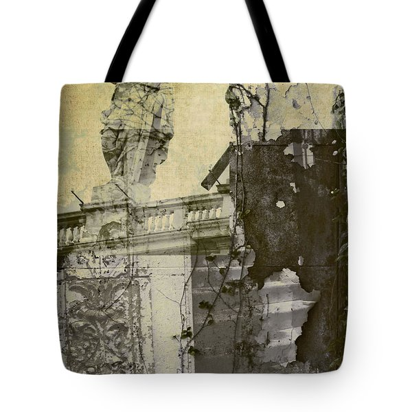 Stairs To Jesus Tote Bag