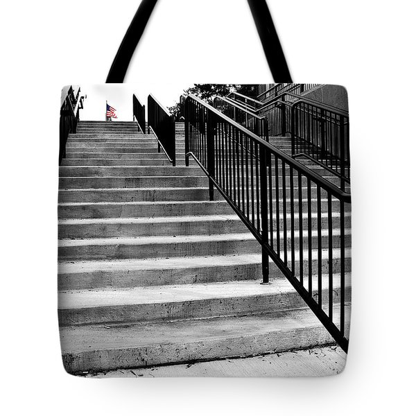 Stairway To Freedom Tote Bag
