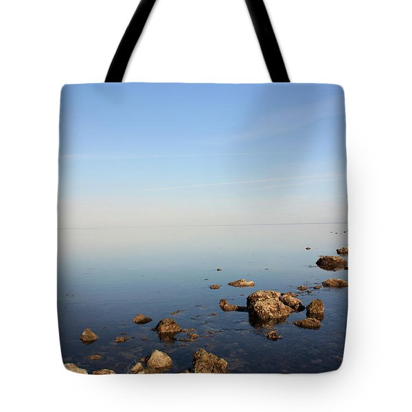 Stairway To Heaven  Tote Bag by AR Annahita