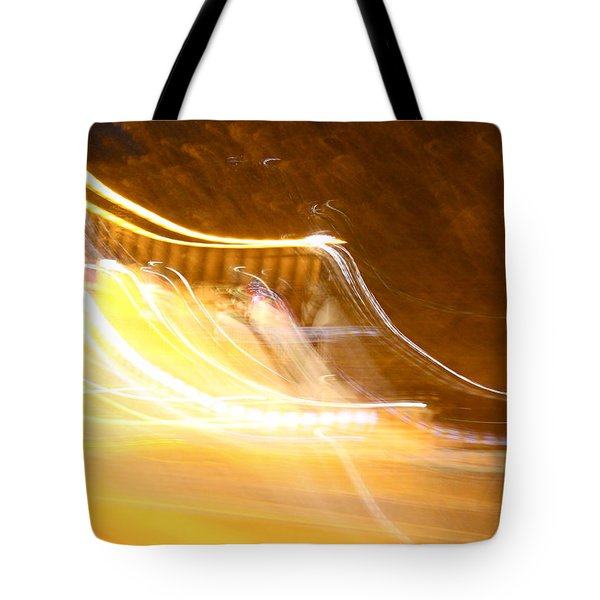 Stairway To Heaven Tote Bag by Kume Bryant