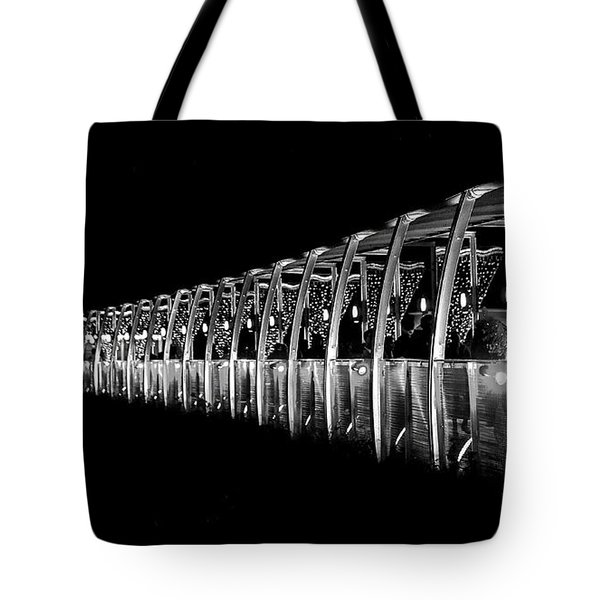 Stairway To Heaven Scp By Denise Dube Tote Bag