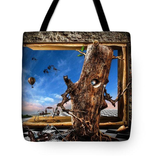 Stalkers Tote Bag