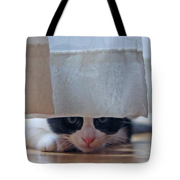Stalking Me Tote Bag by Shoal Hollingsworth