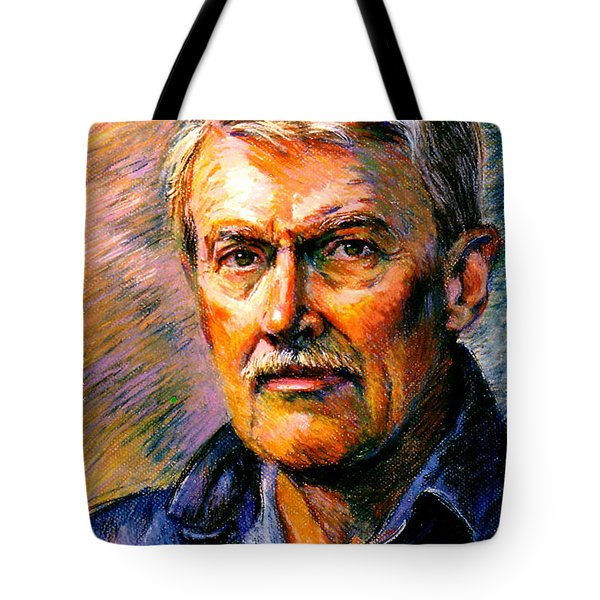 Stan Esson Self Portrait Tote Bag