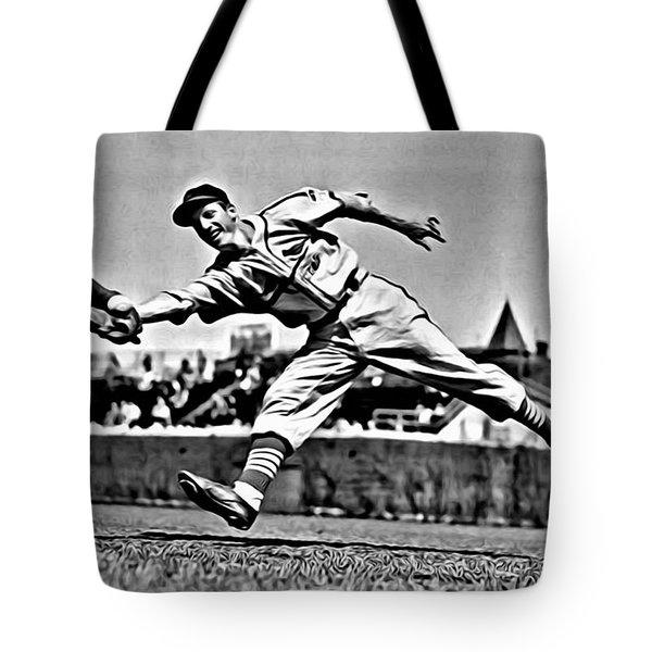 Stan Musial Tote Bag