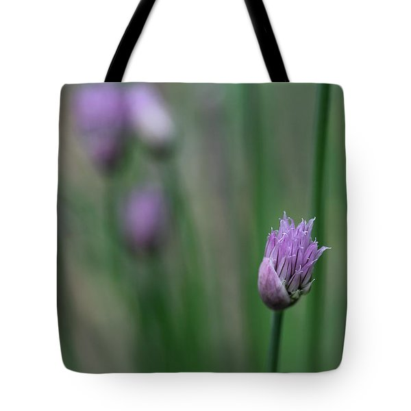 Tote Bag featuring the photograph Not Just A Pretty Flower by Debbie Oppermann