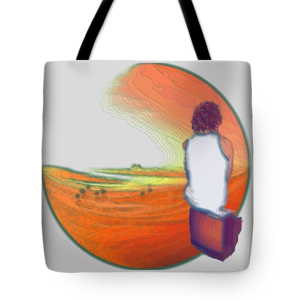 Stand By For Enlightenment Tote Bag