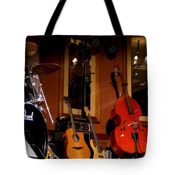 Tote Bag featuring the photograph Stand By by Nina Ficur Feenan