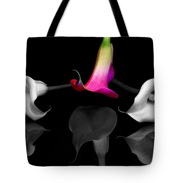 Stand Out Tote Bag by Susan Candelario