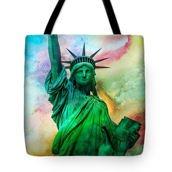 Stand Up For Your Dreams Tote Bag