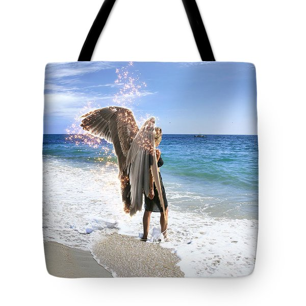 Stand Your Ground I Am With You Tote Bag