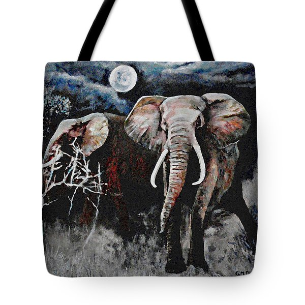 Stand Your Ground Tote Bag by Michael Durst