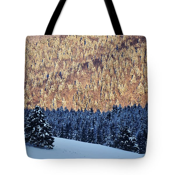 Standing Alone Tote Bag