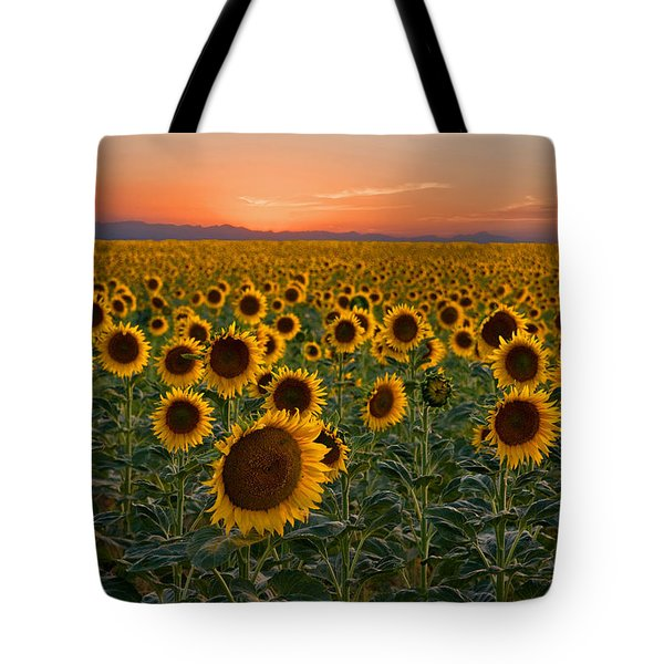 Standing At Attention Tote Bag by Ronda Kimbrow