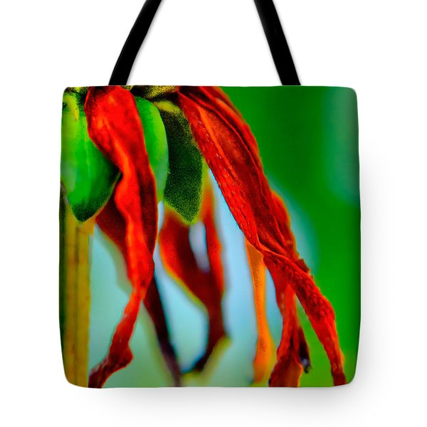 Standing Bright Tote Bag