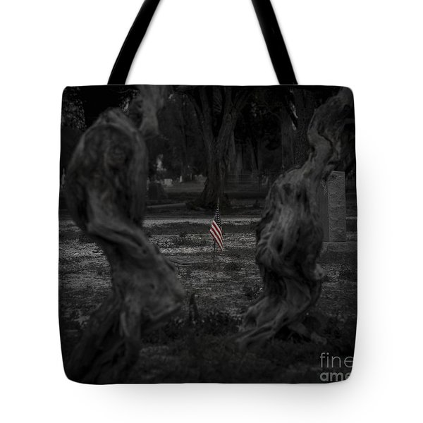 Tote Bag featuring the photograph Standing Proud by Amber Kresge