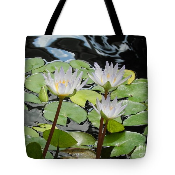Tote Bag featuring the photograph Standing Tall by Chrisann Ellis