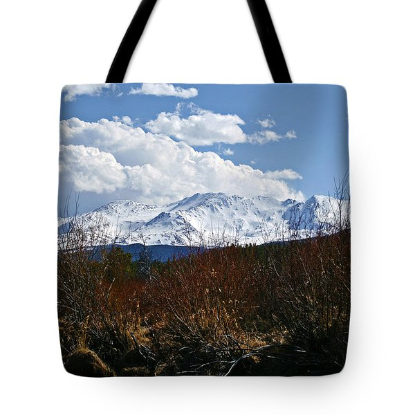 Standing Tall Tote Bag by Jeremy Rhoades