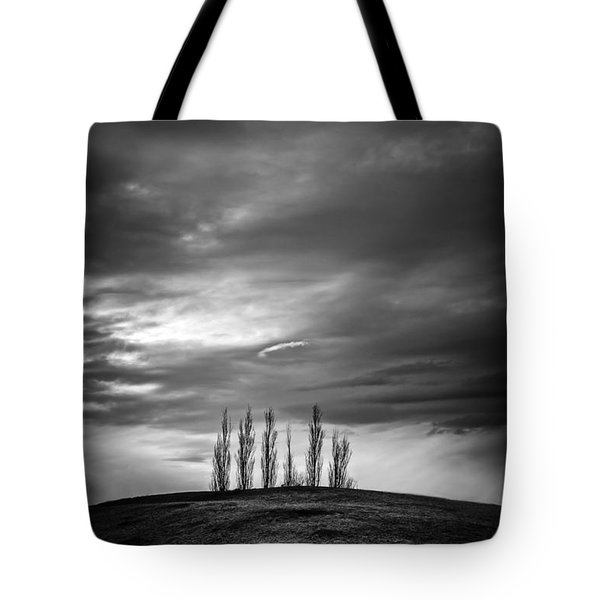 Standing Up Tote Bag