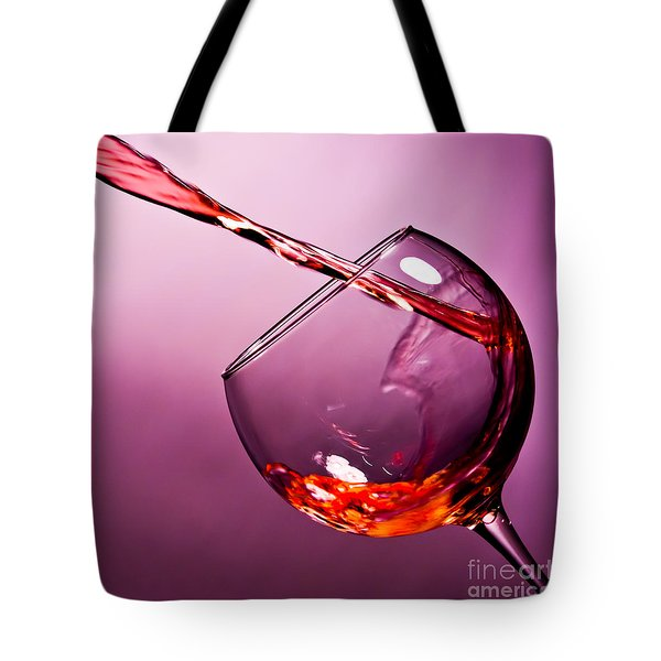 Standing Water Tote Bag