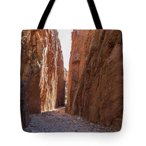 Standley Chasm Nt Tote Bag