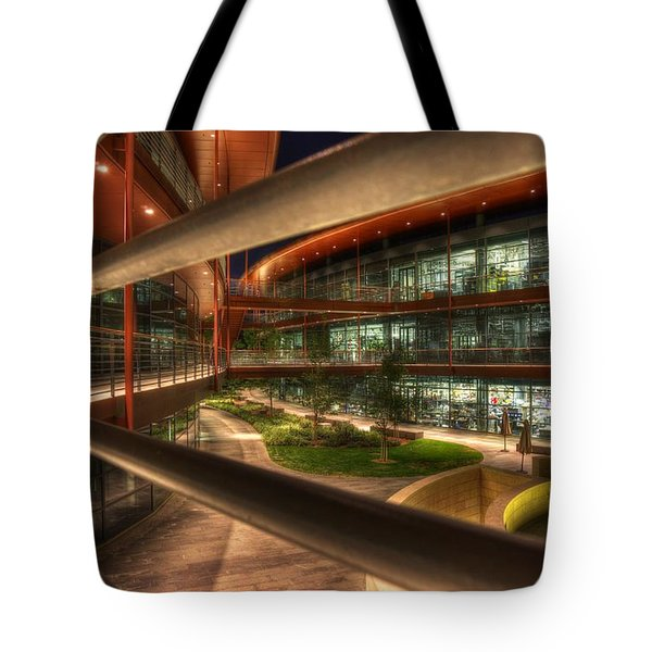 Tote Bag featuring the photograph Stanford Is Beautiful by Peter Thoeny