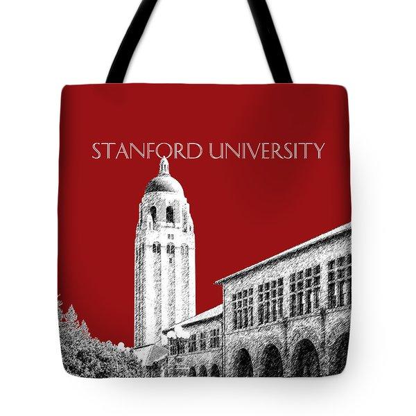 Stanford University - Dark Red Tote Bag