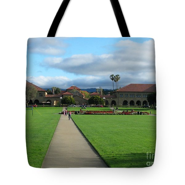 Stanford University Tote Bag by Mini Arora