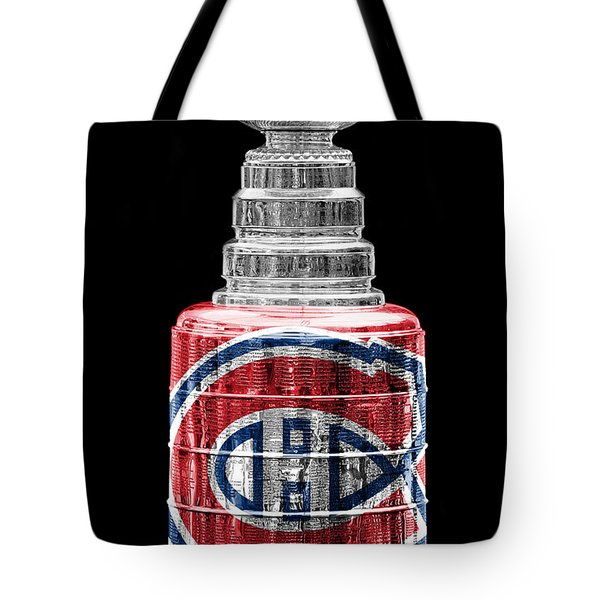 Stanley Cup 7 Tote Bag by Andrew Fare